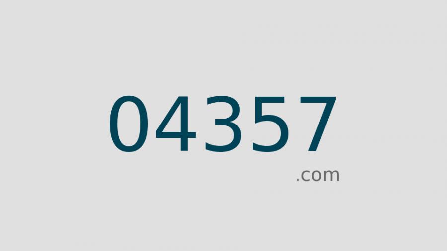 logo 04357.com