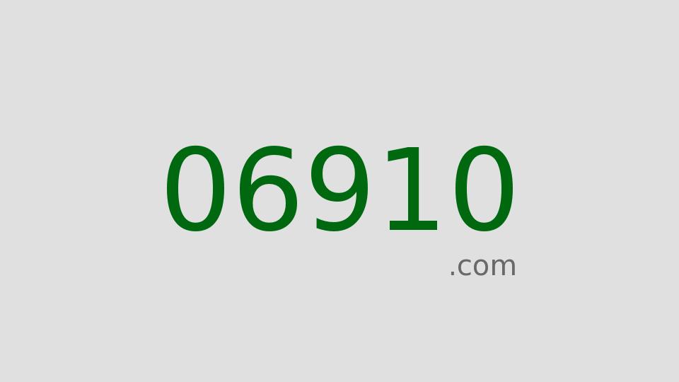 logo 06910.com
